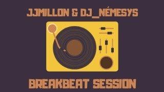 BREAKBEAT MIX con DJ NÉMESYS - Tracklist - Free Download