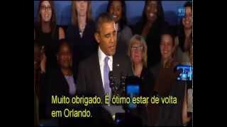 Valencia College recebe Presidente Obama