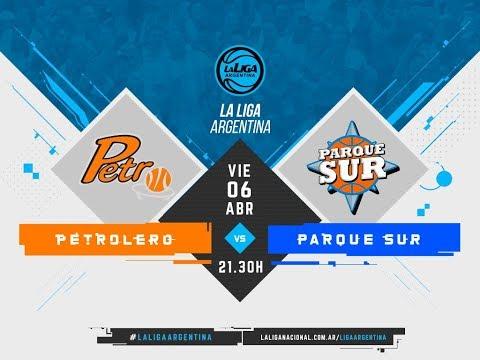 #LaLigaArgentina | 06.04.2018 Petrolero vs. Parque Sur