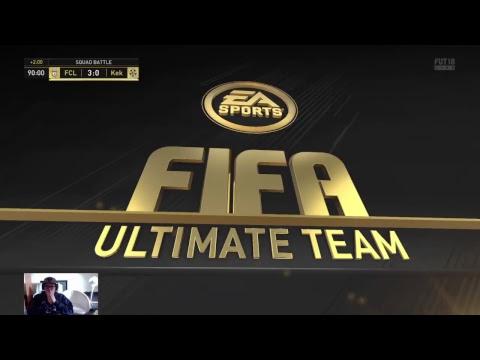 FIFA 18 Fut die Aktion kann Los gehen Teil 2!!! Jetzt wird FIFA 18 Gezockt!!! (Deutsch) (Facecam)