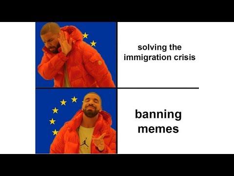 Funny Europe Ban Memes