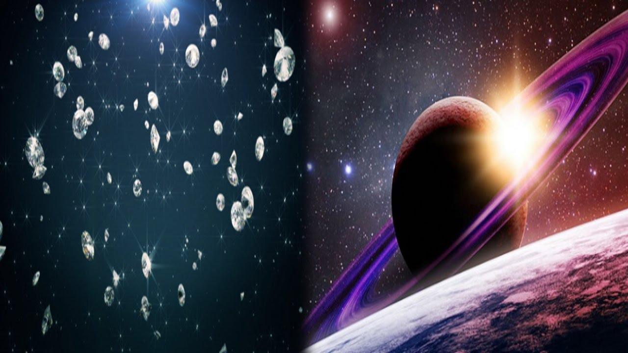 इन दो ग्रहों पर होती है हीरे की बारिश Diamond Rain On