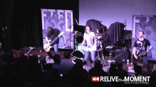 2011.12.22 For The Fallen Dreams - The Big Empty (Live in Bloomington, IL)