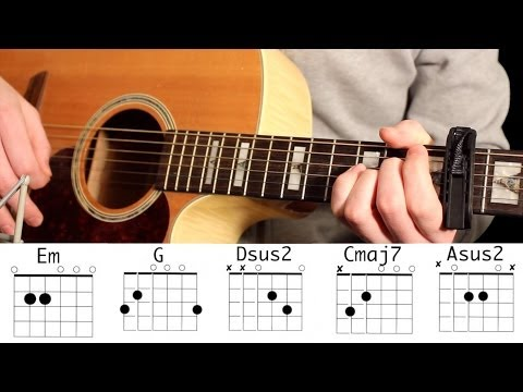 'I SEE FIRE' by Ed Sheeran - Guitar Lesson *FULL SONG - FREE TABS* - Lesson by Karl Golden