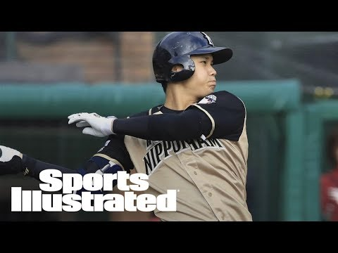 Angels Win Shohei Ohtani Sweepstakes | SI Wire | Sports Illustrated