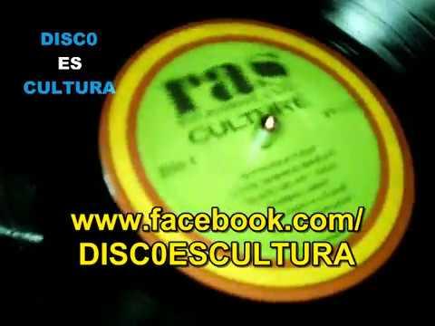 Culture ♦ Tribal War Live (subtitulos español) Vinyl rip