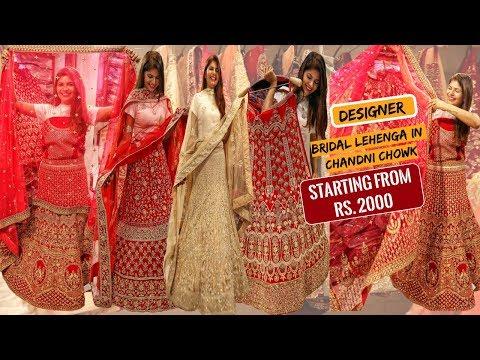 designer-bridal-lehenga-in-chandni-chowk-market- -navya-bridal-lehengas- -delhi-lehenga-market