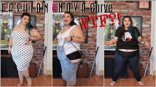 Fashion Nova Curve Haul & Try On | No BS Review