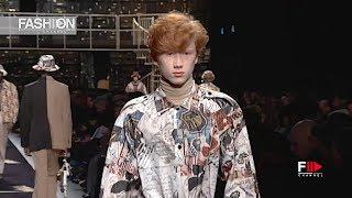 FENDI Fall 2019 2020 Menswear Milan - Fashion Channel