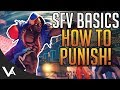 SFV - Learn How To Punish! Basics Guide For Street Fighter 5 Arcade Edition