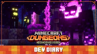 Minecraft Dungeons Diaries: Echoing Void DLC