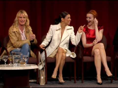 Desperate Housewives - Huffman & Longoria on the Paparazzi (Paley Center, 2005)