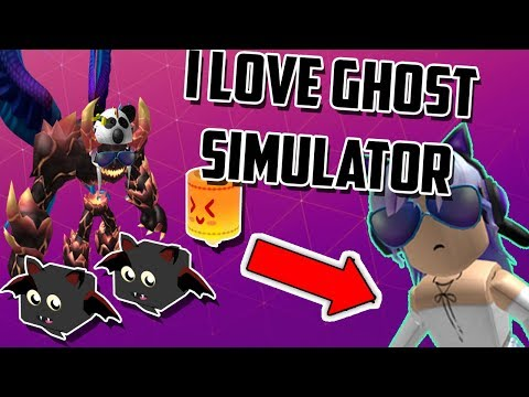 ROBLOX SURPRISING PEOPLE WITH PETS FOR ????GHOST SIMULATOR???? FEEDBACK