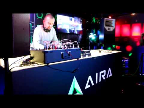 NAMM 2015 - ARIA by ROLAND - LIVE DJ Performance + Product Demo
