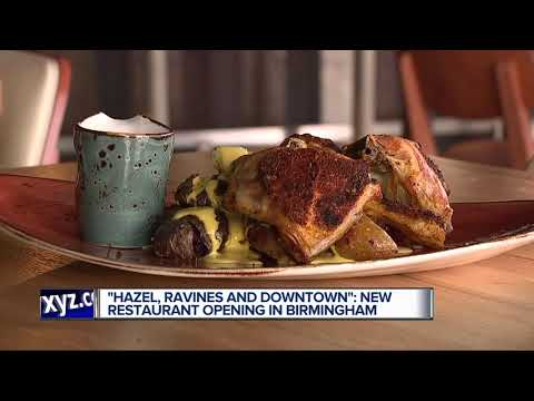 New Casual Dining Spot With Themed Menus Opens In Birmingham