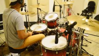 How you remind me - nickelback drum ...