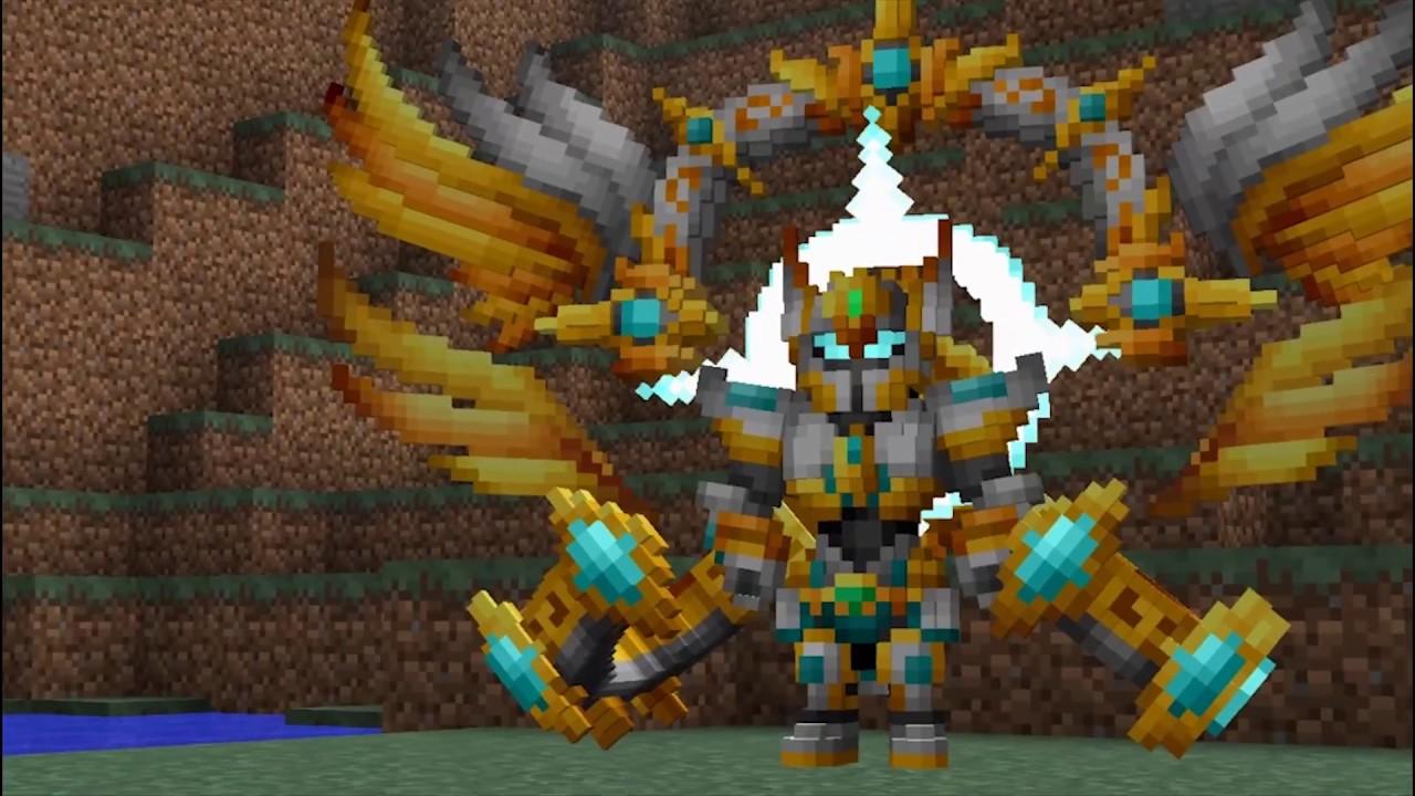 Holy Palace Armor Minecraft Armourer s Workshop YouTube