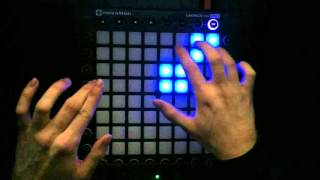 Neftanger Plays: Skrillex - First Of The Year (Equinox) Launchpad Pro Cover