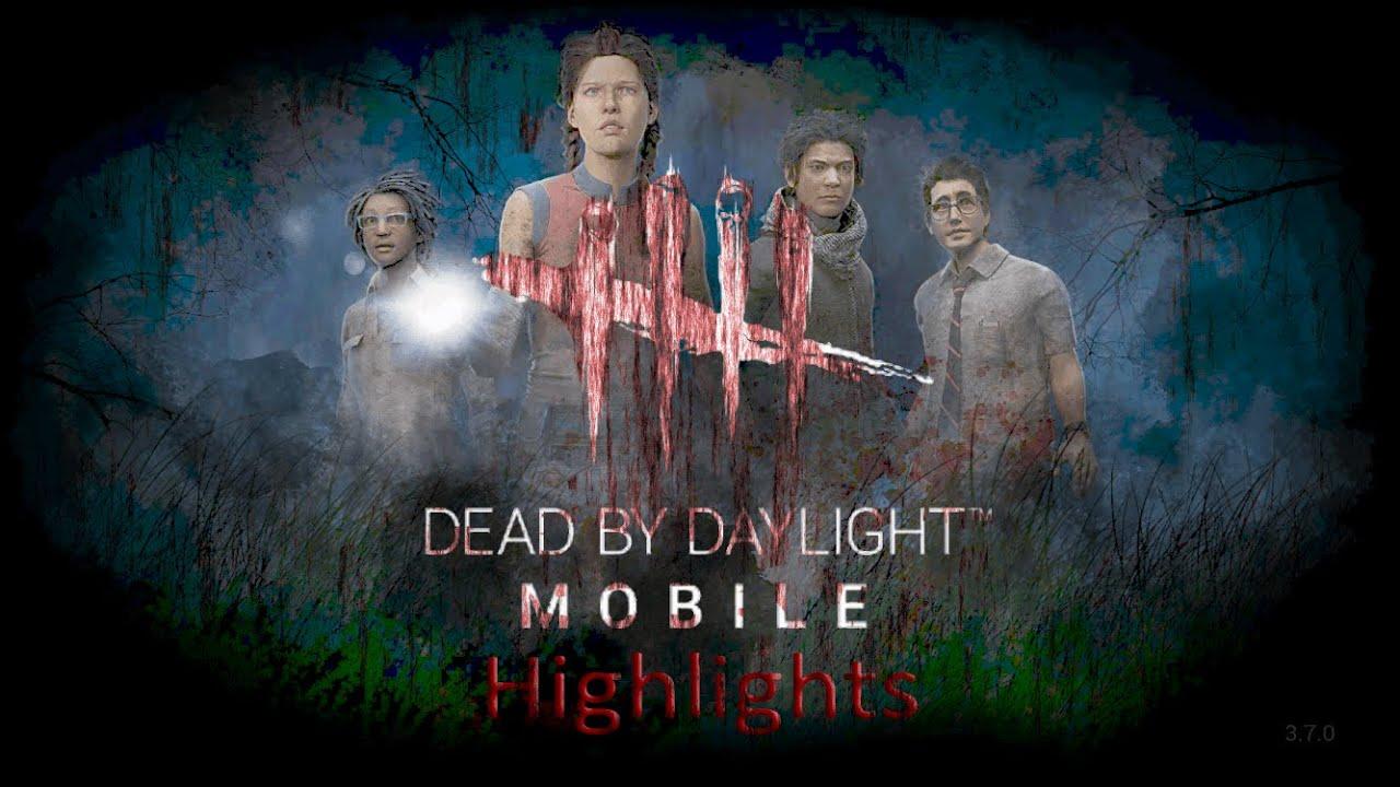 DBD Mobile Highlights(360/180/Палет-лупинг) - YouTube