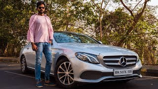 Mercedes E-Class V6 Diesel (E350d) - Part 1| Faisal Khan