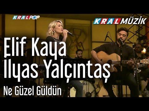 İlyas Yalçıntaş & Elif Kaya - Ne Güzel Güldün (Kral Pop Akustik)