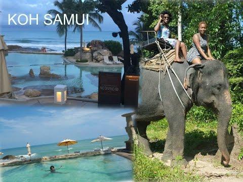 Thailand Vlog   Time in Koh Samui & Bangkok