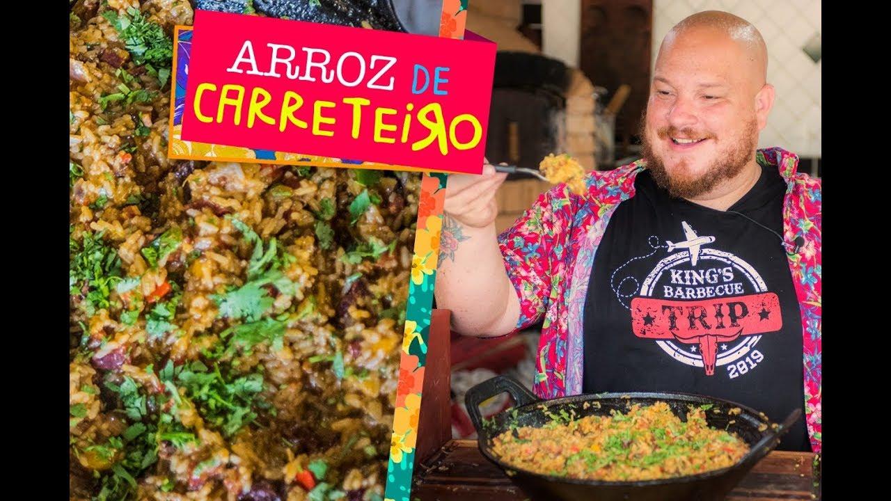 Arroz de Carreteiro (receita de Arroz de Carreteiro) - Cansei de ser chef