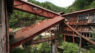 Exploring an Abandoned Mine in the Mountains - Europe Road Trip #14