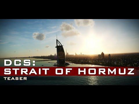 DCS: Strait of Hormuz Map Teaser