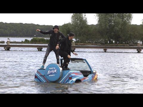 Glijbaan stunt [SPECIAL]