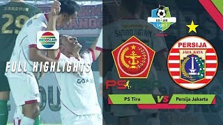 Download Video PS Tira (0) vs (5) Persija Jakarta - Full Highlight | Go-Jek Liga 1 Bersama BukaLapak MP3 3GP MP4