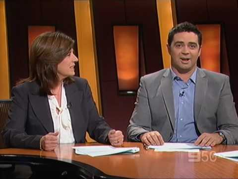 Grant Thomas' Terrible Commercial - Footy Classified - 06/07/2009