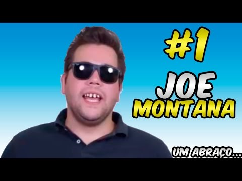 Joe Montana #1 - Alcemar Pretinho Básico