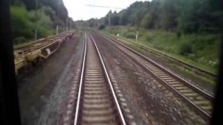 ZSSK: Trat' 180 Žilina - Vrútky - Kraľovany - Štrba - Poprad-Tatry (100%)