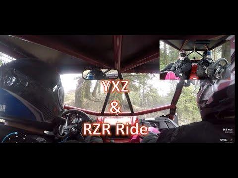 Yamaha YXZ & Polaris RZR Ride, Liberty Washington