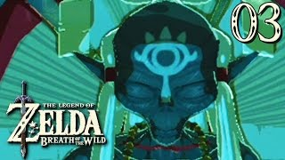 Zelda Breath of the Wild #03 : CHASSE AUX SANCTUAIRES !