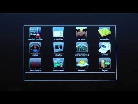 Carrier® Tech Tips: Using the Infinity® Touch Control App