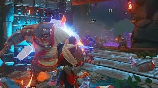 Orcs Must Die Unchained - New 3rd Person Tower Defense Game