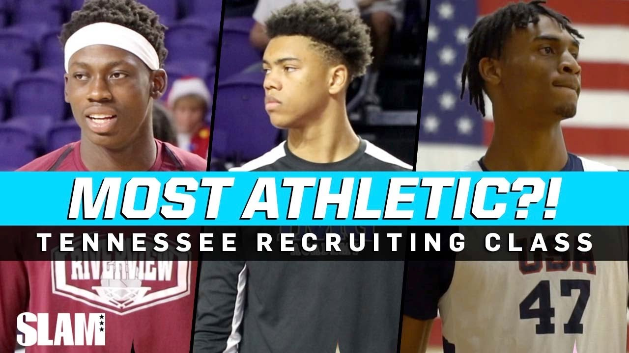 Tennessee has the MOST Athletic Recruiting Class in the Country‼️🤯💯