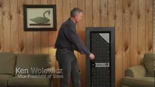 Stack-on Tactical Security Cabinet