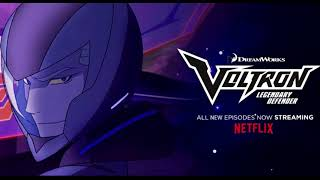 "Voltron Season 6 Unreleased OST: ""Black Paladins"""