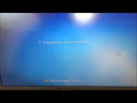 Ripristinare un profilo danneggiato Windows 7