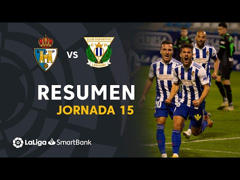 Ponferradina Leganes Goals And Highlights