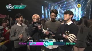 Video 150402 Red Velvet 5th Win Ice Cream Cake Number 1 & Encore 1080p @M!Countdown download MP3, 3GP, MP4, WEBM, AVI, FLV April 2018