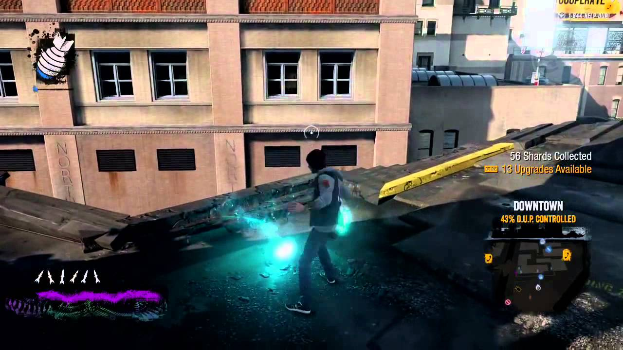 Blast Shards - Infamous: Second Son Wiki Guide - IGN on infamous blast shards, dead island map, infamous ps3, infamous 2 all powers, infamous 1 shard locations,