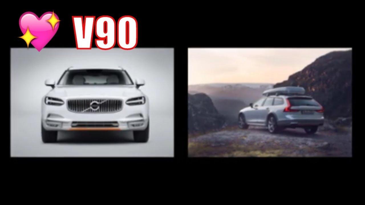2020 Volvo V90 Cross Country 2020 Volvo V90 Ocean Race 2020
