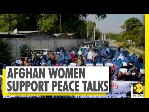 Your Story: Afghan women march for peace and ceasefire | World News