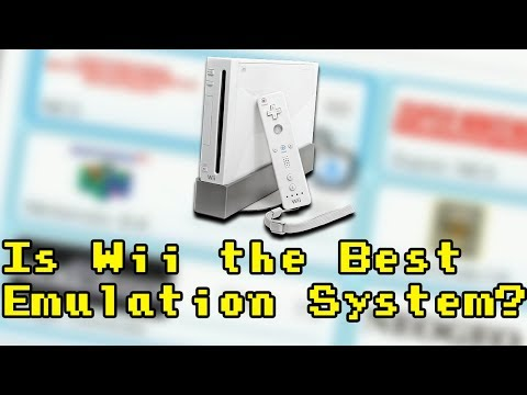 Is The Wii The Best Emulation System? - Talk About Games