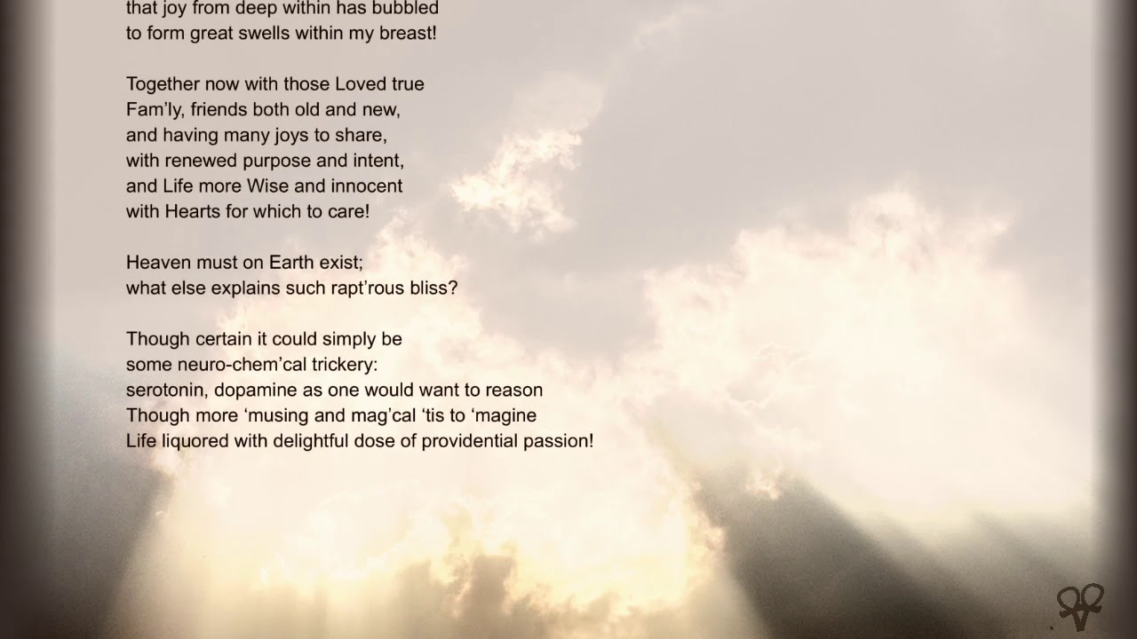Poems About Heaven 3