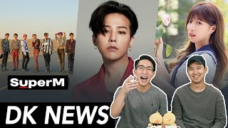 Super M DEBUT / GD Letter to Seungri? / Idol School EXPOSED [D-K News]